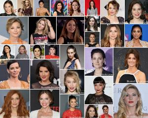 The Most Beautiful Canadian Actresses 2019-2