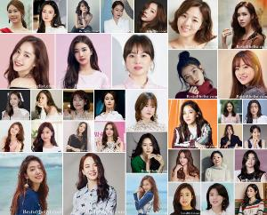 The Most Beautiful Korean Actresses 2019-2