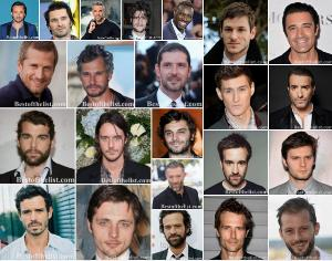 The Most Handsome French Actors 2019-2