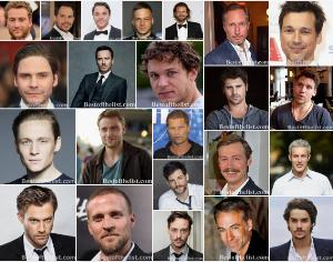 The Most Handsome German Actors 2019-2