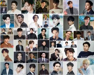 The Most Handsome Korean Actors 2019-2