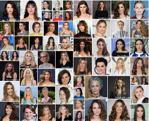 The Most Beautiful American Actresses 2019-2