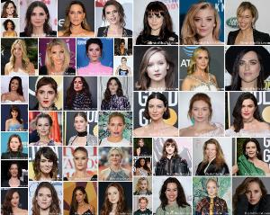 The Most Beautiful British Actresses 2019-2