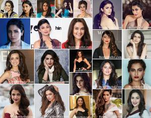 The Most Beautiful Indian Actresses 2019-2