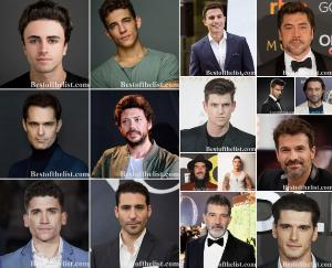 The Most Handsome Spanish Actors 2019-2