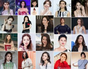 The Most Beautiful Taiwanese Actresses 2019-2