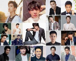 The Most Handsome Taiwanese Actors 2019-2