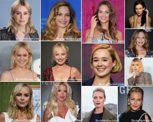 The Most Beautiful Scandinavian Actresses 2019-2