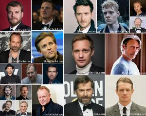 The Most Handsome Scandinavian Actors 2019-2