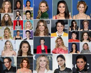 The Most Beautiful Canadian Actresses 2020-2