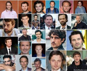 The Most Handsome French Actors 2020-2