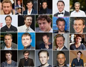 The Most Handsome German Actors 2020-2