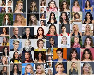 The Most Beautiful American Actresses 2020-2