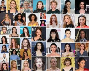 The Most Beautiful British Actresses 2020-2