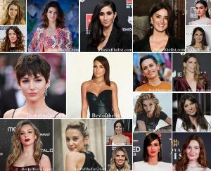 The Most Beautiful Spanish Actresses 2020-2