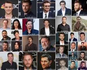 The Most Handsome Australian Actors 2020-2