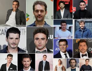 The Most Handsome Spanish Actors 2020-2