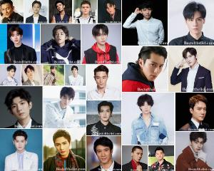The Most Handsome Chinese Actors 2020-2