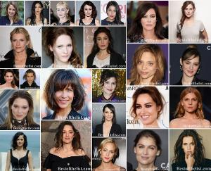 The Most Beautiful French Actresses 2020