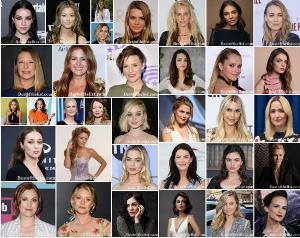 The Most Beautiful Australian Actresses 2020
