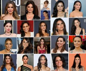 The Most Beautiful Latina Actresses 2020
