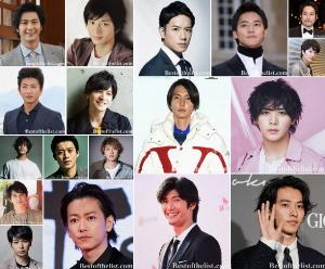 The Most Handsome Japanese Actors 2020