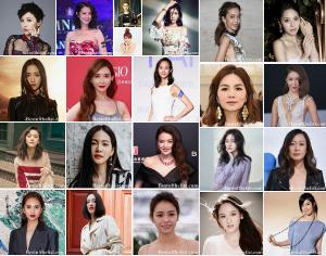 The Most Beautiful Taiwanese Actresses 2020