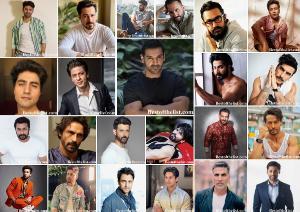 The Most Handsome Indian Actors 2021