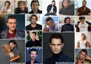 The Most Handsome Spanish Actors 2021